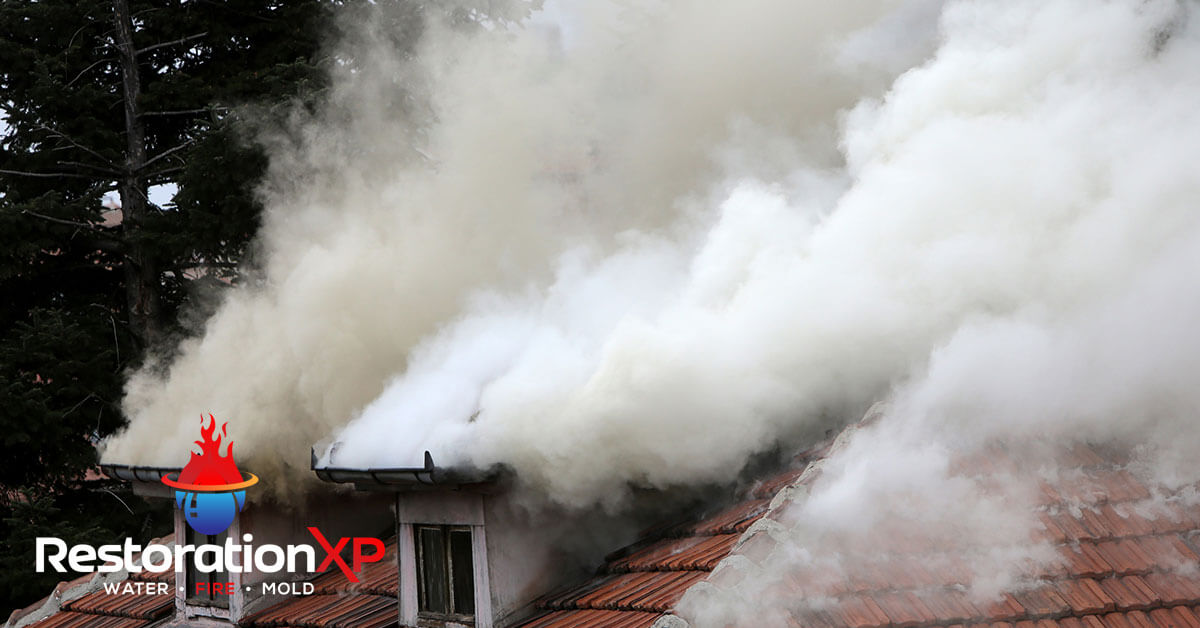 Emergency fire, soot and smoke damage repair in Melissa, TX
