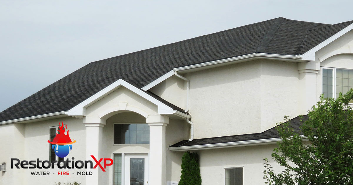 Damaged Roof Repair in Sherman, TX