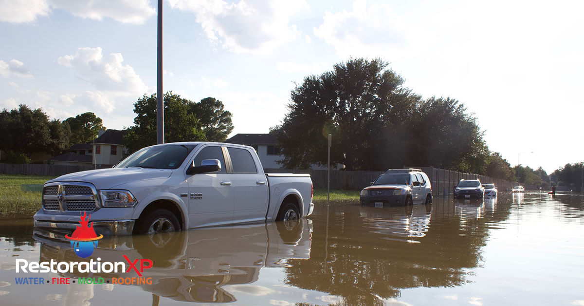 Emergency flood damage repair in Frisco, TX