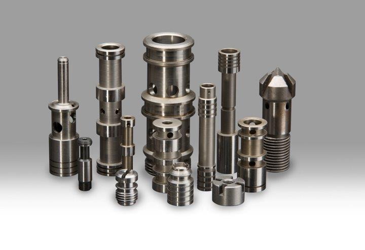 Screw Machine Products & Services in Jacksonville, IL
