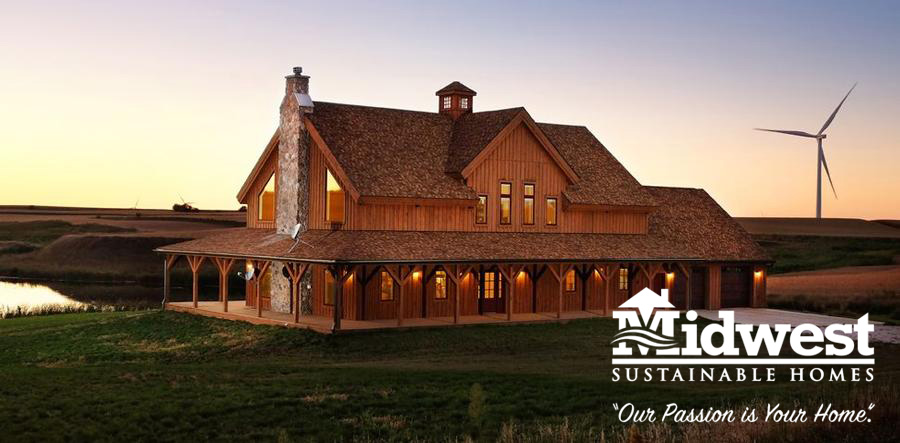 Custom built barns in Dallas County