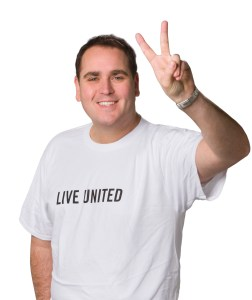 Jarret Dreicer is director of Performance Operations at Baptist and chairman of Baptist Health's 2014 United Way campaign.