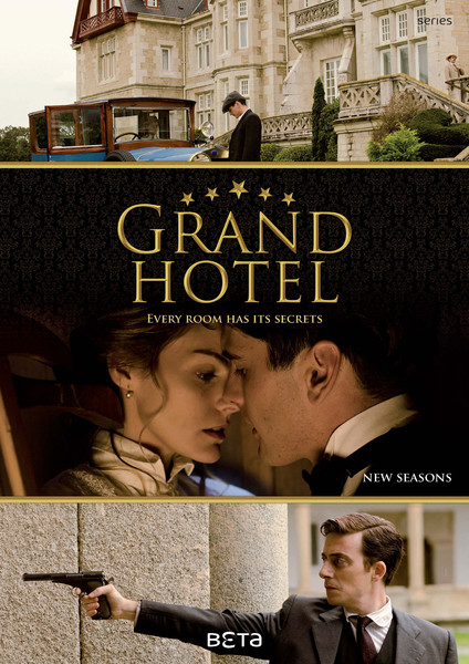 Resultado de imagem para Gran hotel