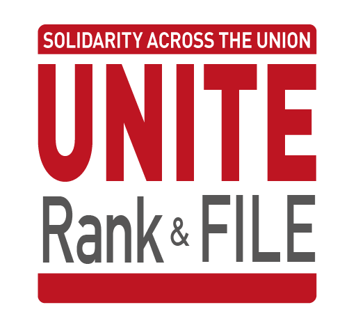 Unite rank and file icon