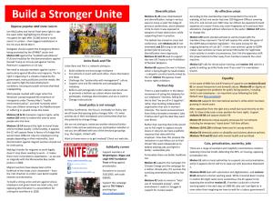 Image of UPC2018 leaflet