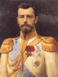 Nicolae al II-lea, ultimul tar al Rusiei - foto preluat de pe cersipamantromanesc.com
