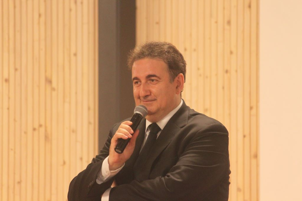 Roberto Giacobbo 3 Maggio 2015 - UNITRE Lucerna