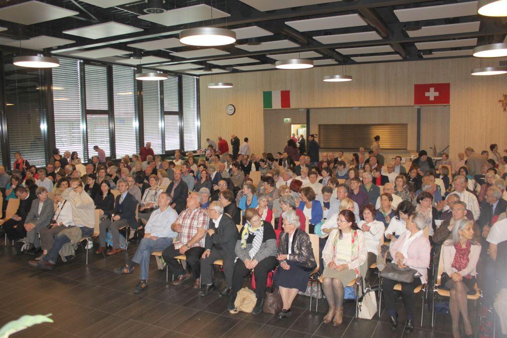 Pubblico conferenza Roberto Giacobbo