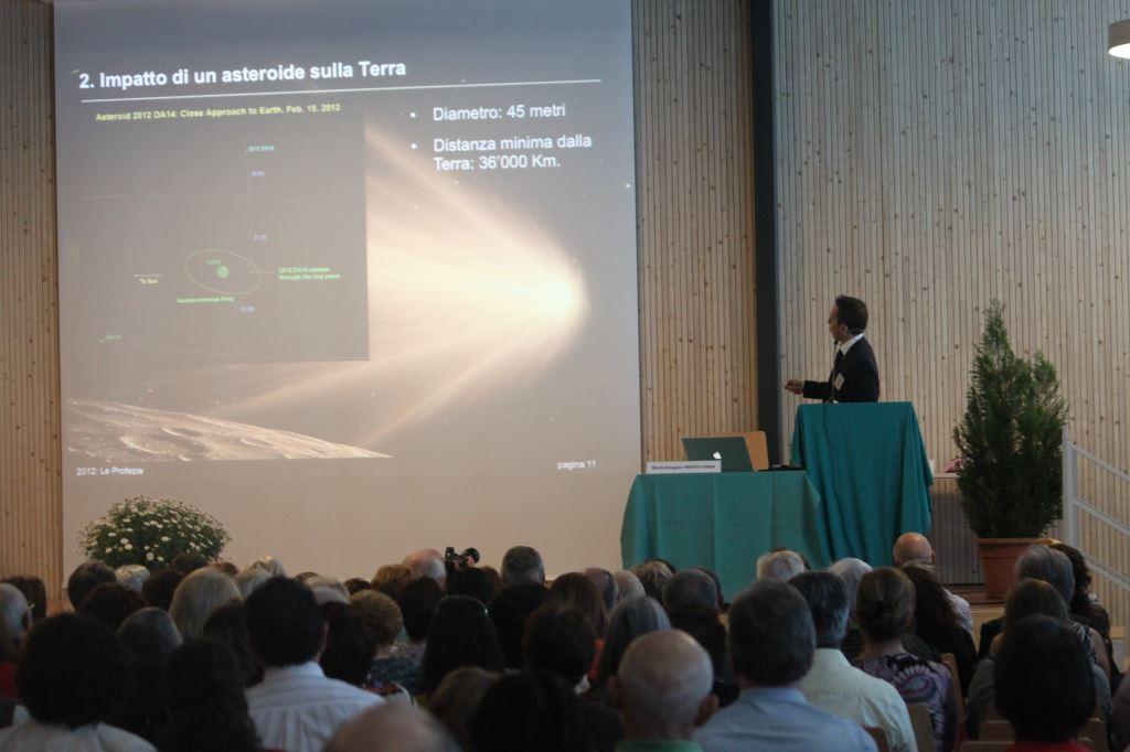 Michelangelo Penticorbo (Congresso Profezie 2012) - UNITRE Lucerna