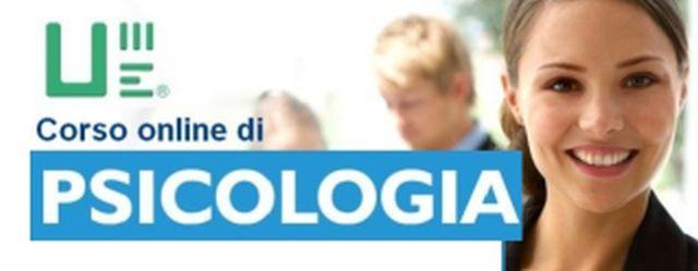Corso online di Psicologia per gli iscritti all'UNITRE