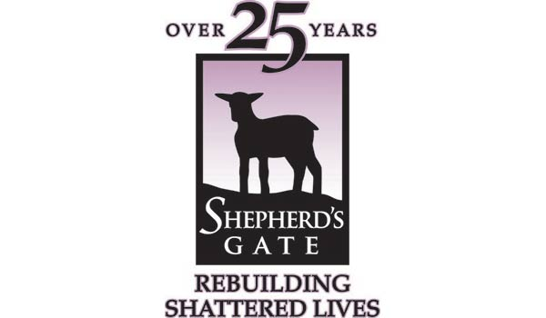 Logo for Shepherd's Gate in Livermore CA