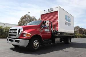 Oakley portable storage truck by UNITS