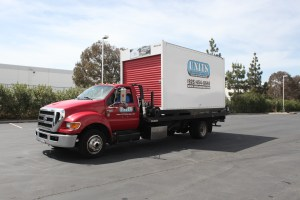 UNITS Portable Storage Truck