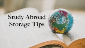 study abroad storage tips main image