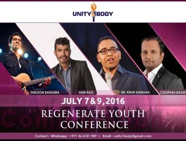 2016 - Regenerate Youth