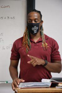 Picture of Mr. Kevin Williams, Grade 8 teacher