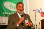 Jim Slavin, President of the Board of Directors, was a great Master of Ceremonies for the event.