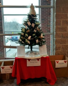 Holiday Giving Tree 2017