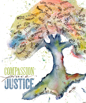 Compassion Peace and Justice - Unity Presbyterian Church