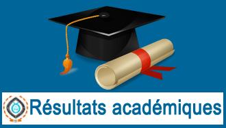 Résultats académiques