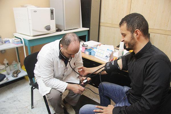 تقرير حول فعاليات حملة التبرع بالدم 2020