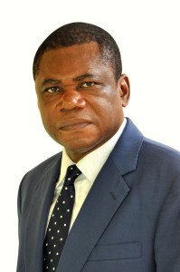 Pr. Joseph-Vincent Ntuda Ebode