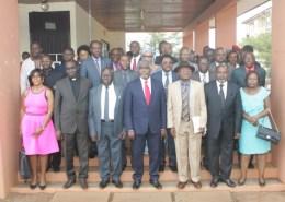 signature convention IPD, ISPD et IUPY - Université de Yaoundé II