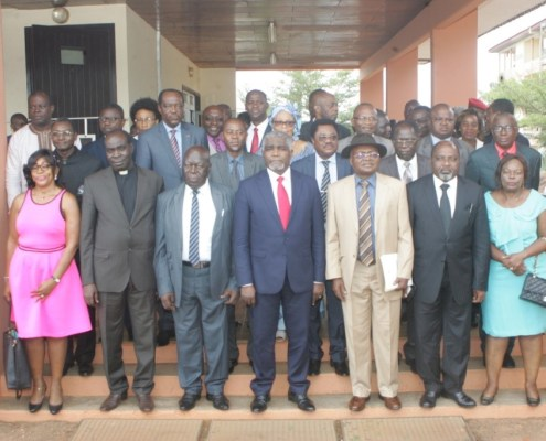 signature convention IPD, ISPD et IUPY - Université de Yaoundé II