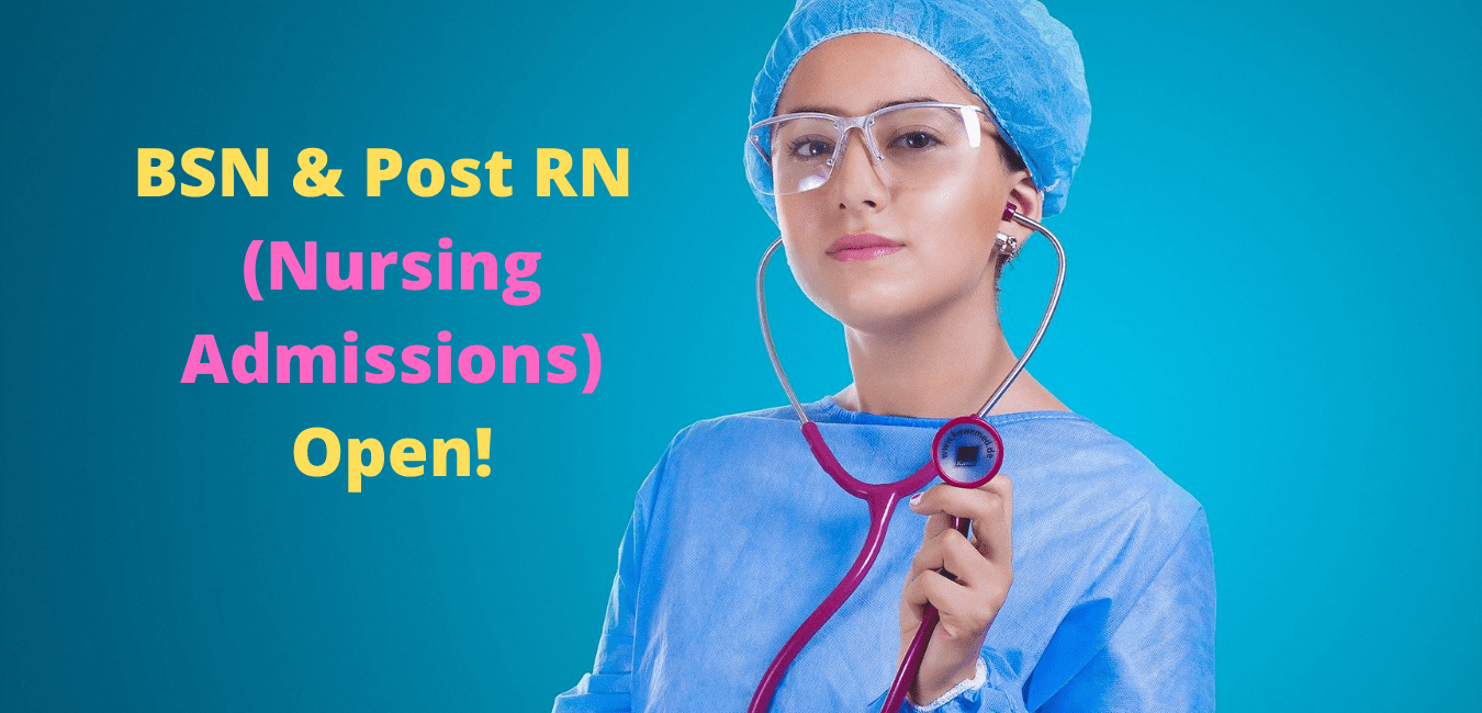BSN admissions 2020 in Shalamar Nursing College