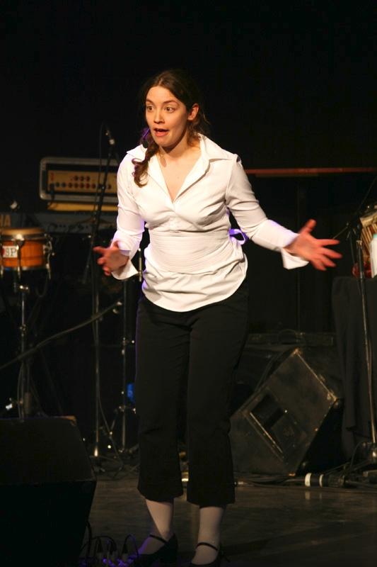 Marie Lupier-Durocher (UdeS)