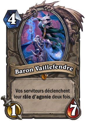 Crédits: Hearthstone