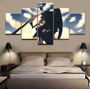 Décoration murale Soul Eater Death