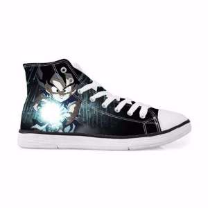 Chaussures Baskets Dragon ball Goku Kid