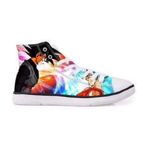 Chaussures Baskets Dragon ball Super Goku Vs Black
