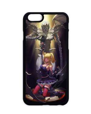 Coque Death Note Rem X Misa