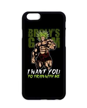 Coque Dragon Ball Z Broly's Gym