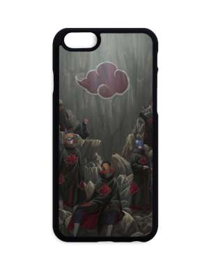 Coque Naruto Akatsuki Team