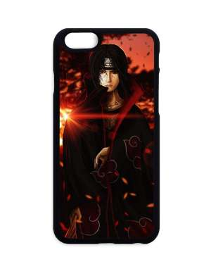 Coque Naruto Itachi Sunset