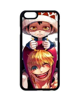 Coque One Piece Trafalgar X Rosinante
