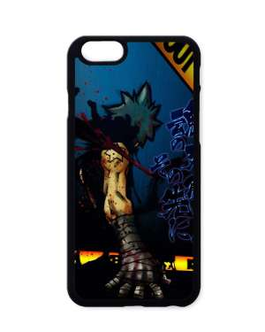 Coque Soul Eater Black Star