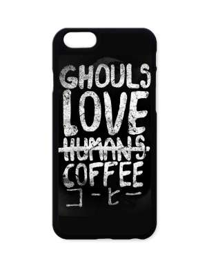 Coque Tokyo Ghoul Love Coffee