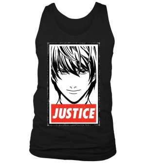 Débardeur Death Note Light Justice