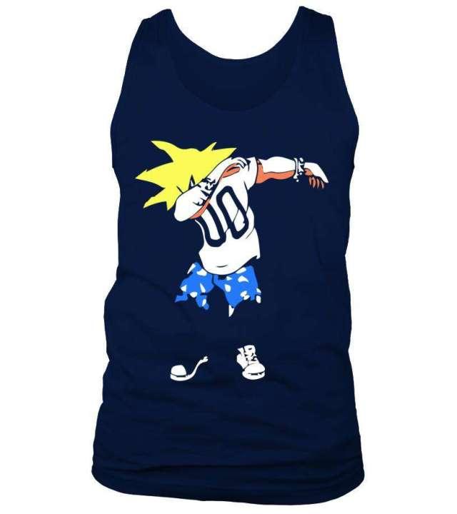 Débardeur Dragon Ball Goku Dab Dance