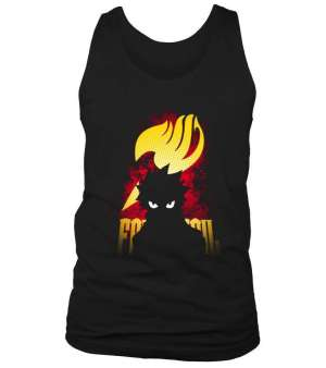 Débardeur Fairy Tail Natsu Fire