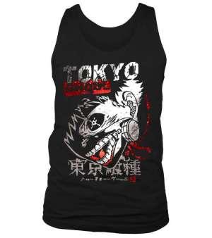 Débardeur Tokyo Ghoul Insane Kaneki