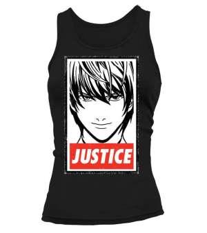 Débardeur Femme Death Note Light Justice