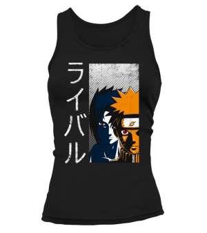 Débardeur Femme Naruto X Sasuke