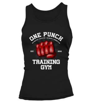Débardeur Femme One Punch Man Training Gym