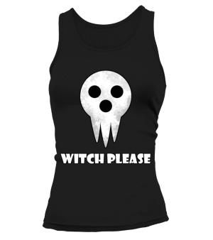 Débardeur Femme Soul Eater Witch Please