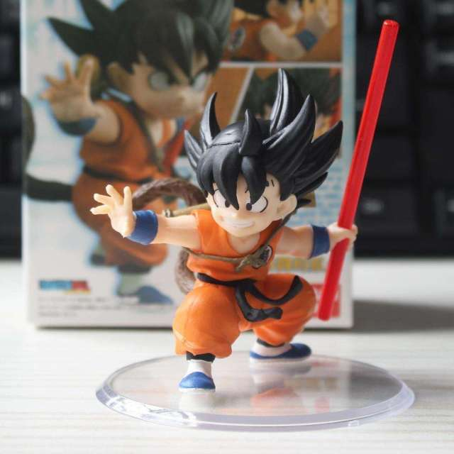 Figurine Dragon Ball Goku Enfant